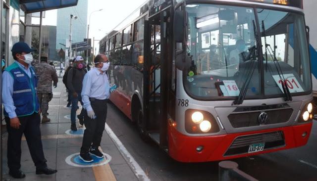 Gobierno estableció que subsidio a transportistas será por 30 días y basado en kilómetros recorridos