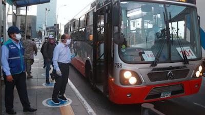 Subsidio a los transportistas será por 30 días y en base a kilómetros recorridos