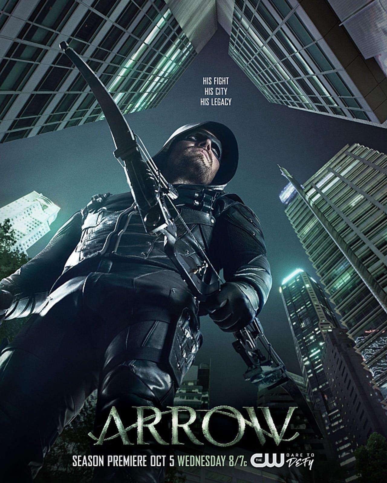 Arrow season 5 (2016)