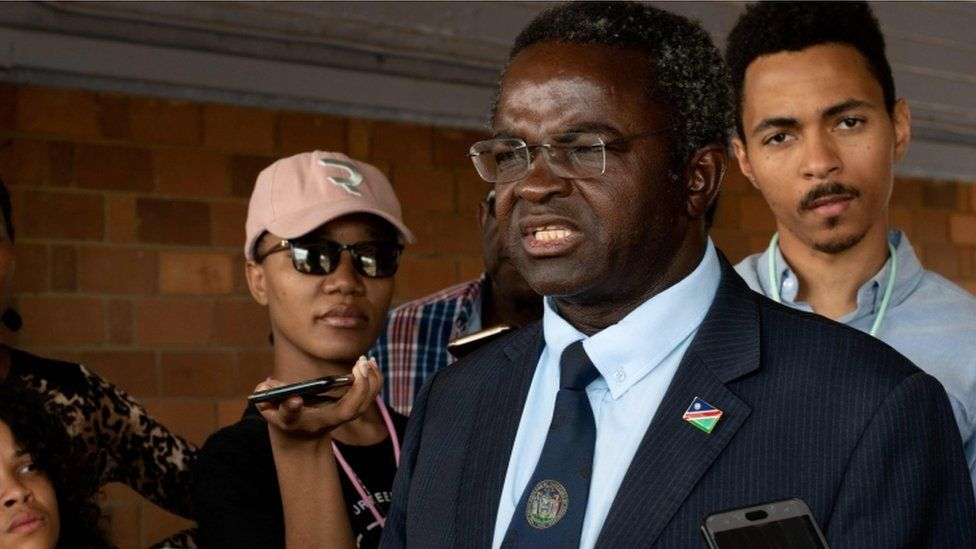 Namibia Awaits EVM Judgement With Bated Breath