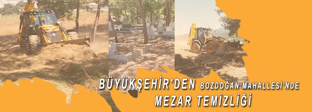 Mersin Haber, Mersin Büyük Şehir Belediyesi, Vahap Seçer, MANŞET,
