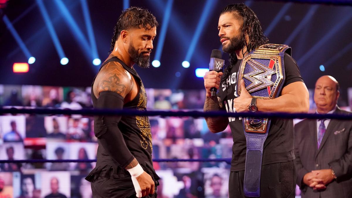 WWE pode ter grandes planos para The Usos ao lado de Roman Reigns