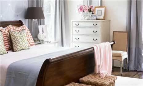 grey bedroom furniture mismatched master coordinating how to make work