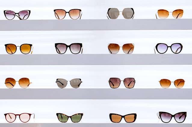 modelli occhiali da sole 2021