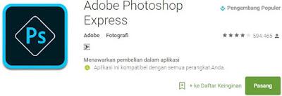 Adobe Photoshop Express - Xtradroids