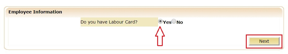 how to download uae labour card, do you have labor card?