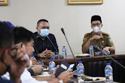 Belajar SPBE, DPRD Kabupaten Tangerang Kunjungi Pemkab Serang