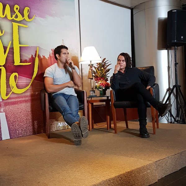 ABS-CBN New Series: Because You Love Me starring Yen Santos, Jake Cuenca, and Gerald Anderson