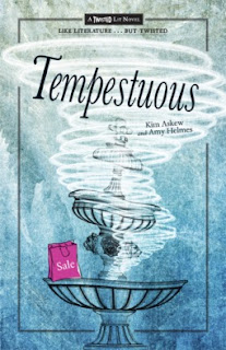 ARC Book Review: Tempestuous by  Kim Askew and Amy Helmes!