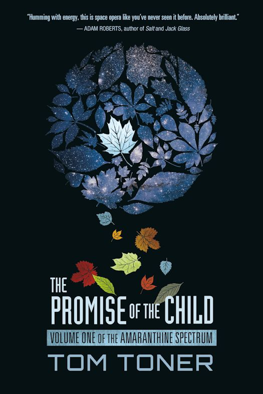 Interview with Tom Toner, author of The Promise of the Child