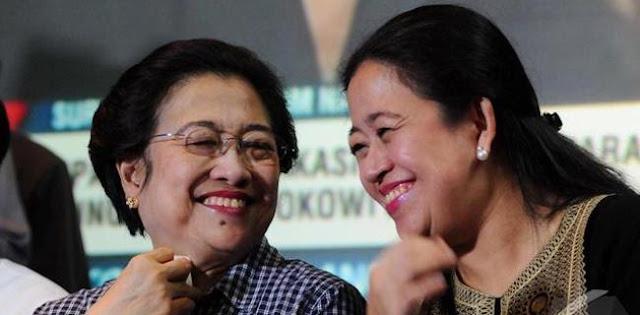 Megawati: Saya Sudah Di-Lockdown Puan Maharani Setengah Tahun