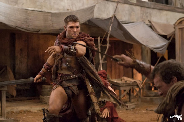 Spartacus On Line