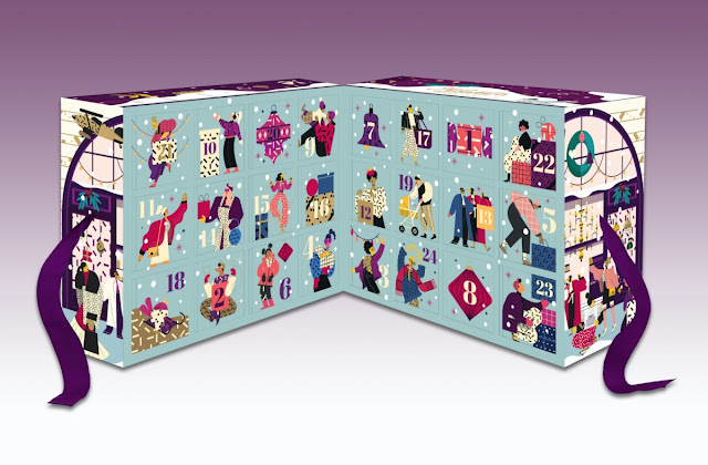 Kiehls x Selfridges Advent Calendar 2020