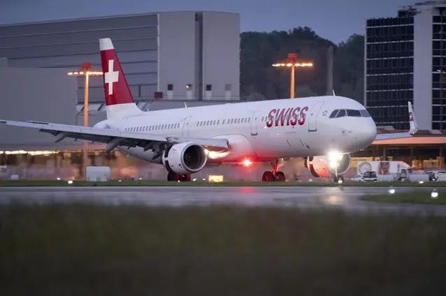 Zurich Airport ZRH -Switzerland