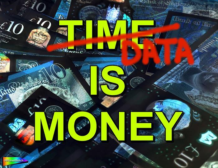 Data is Money
