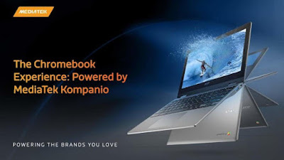 MediaTek announces Kompanio 900T processor for tablets and laptops