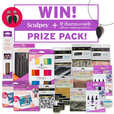 Therm O Web And Sculpey Prize Package