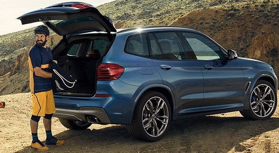 2018 bmw x3 first official photos and details of all new model leaked carscoops. Black Bedroom Furniture Sets. Home Design Ideas