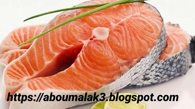 الفوائد الصحية الرئيسية لسمك السلمون