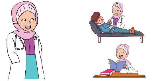 Cita-cita Menjadi Dokter