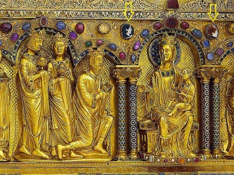 Μπορεί μία φωτογραφία να αποδείξει την αυθεντικότητα των λειψάνων των Τριών Μάγων; http://leipsanothiki.blogspot.be/