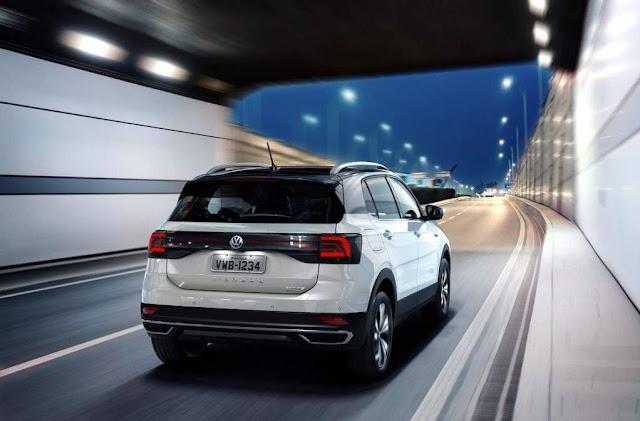 VW T-Cross completa 1 ano disputando a liderança no Brasil
