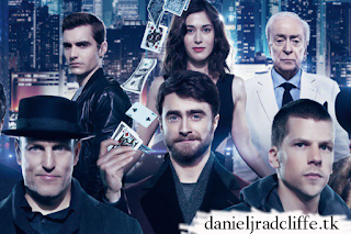 German poster for Now You See Me 2