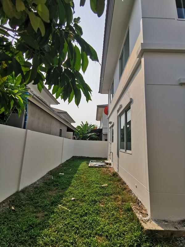 ขายบ้านเดี่ยว ในโครงการ อินนิซิโอ INIZIO วงแหวน-ปิ่นเกล้า บางกรวย นนทบุรี