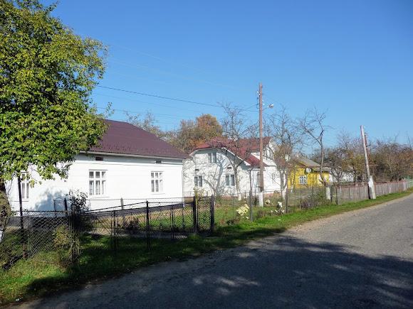 Тяпче Долинського району