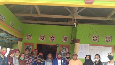 Mananggu Peduli Menyalurkan Bantuan Banjir Bone Bolango