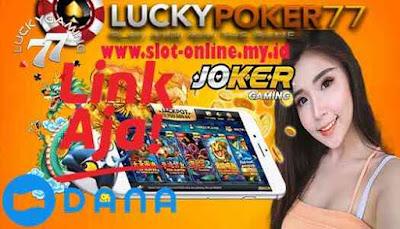 Joker123 Online Pendaftaran Tembak Ikan Menggunakan Aplikasi Dana & LinkAja