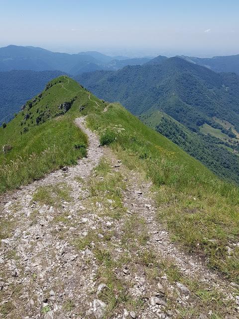 sentiero punta almana