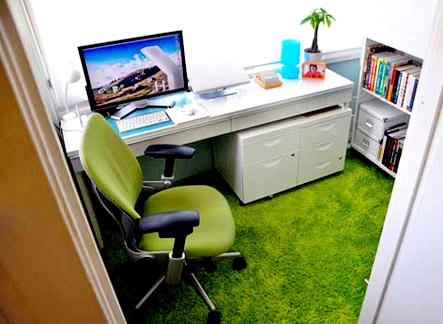 Desain Ruang Kerja Minimalis