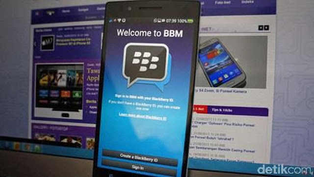 Hari Ini Resmi Tamat, Sayonara BlackBerry Messenger