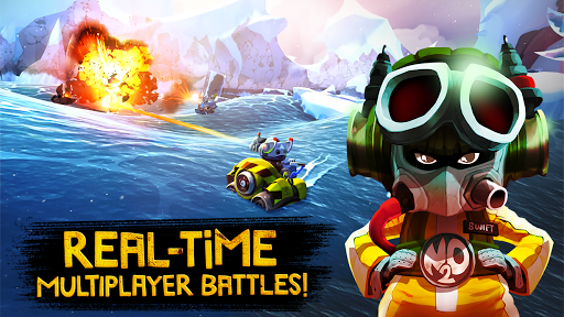 Download Battle Bay Mod Apk Game