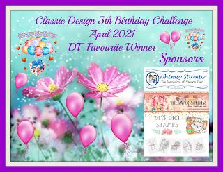 Challenge April 2021