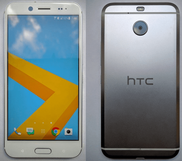 HTC Bolt Upcoming Mid-Range Smartphone Running Android Nougat 7.0