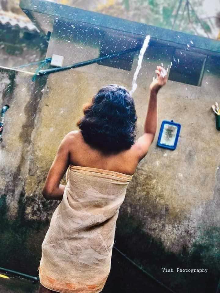 Kerala Bathroom Scene