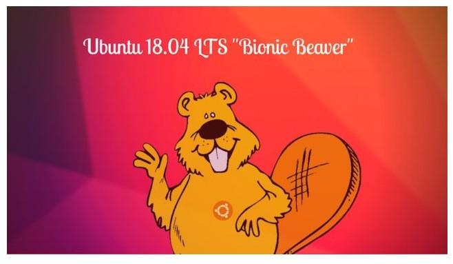 """Ubuntu """"Bionic Beaver"""" - Version 18.04 LTS Beta 1"""