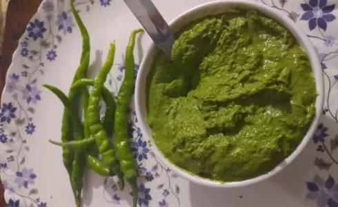 Green-Chuttney-recipe-in-hindi