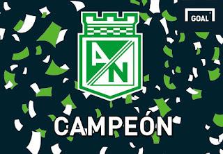 Escudo de Club Atletico Nacional