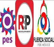 ACREDITA IPEC- GRO A LOS PARTIDOS DE REDES SOCIALES Y FUERZA POR MÉXICO Y LES ASIGNA UN MILLÓN DE PESOS PARA SUS GASTOS DE ESTE AÑO