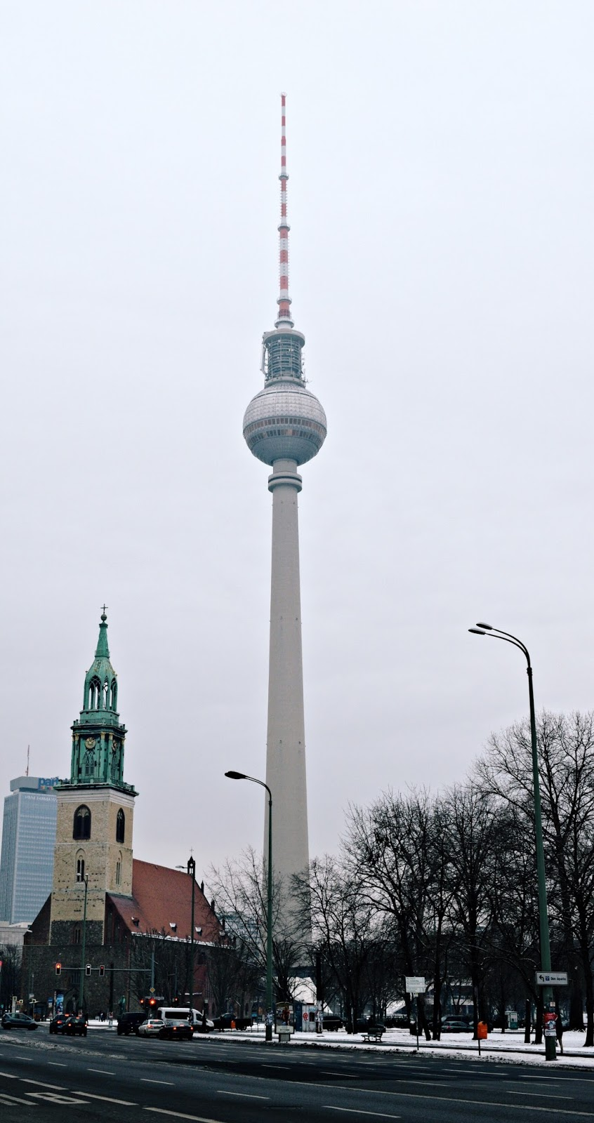 24 hours in berlin television tower