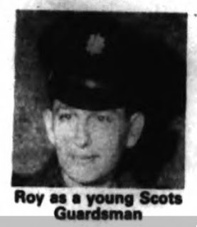 Roy Harrison Evening Chronicle - 1984 November 7