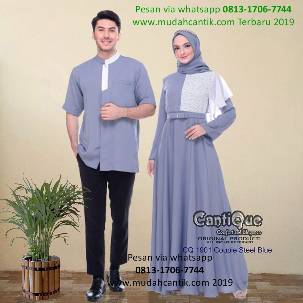 Baju Couple Keluarga Muslim Savero Fashion By Rika Whatsapp