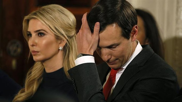 DADDY DID IT! Jared Kushner and Ivanka started blaming Trump in order to save themselves: report