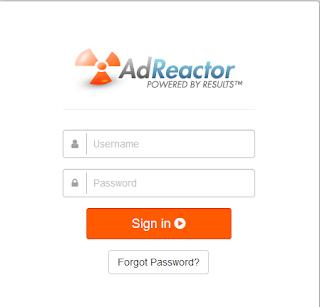 Cara Daftar Adreactor