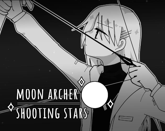 Moon Archer Shooting Stars