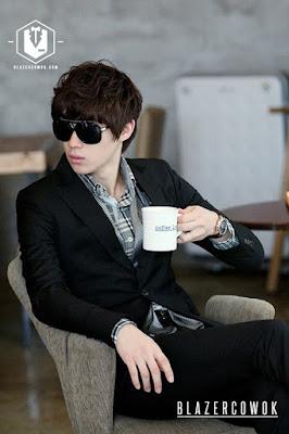 blazer cowok blazercowok.com jaket korean jas pria bk01 k