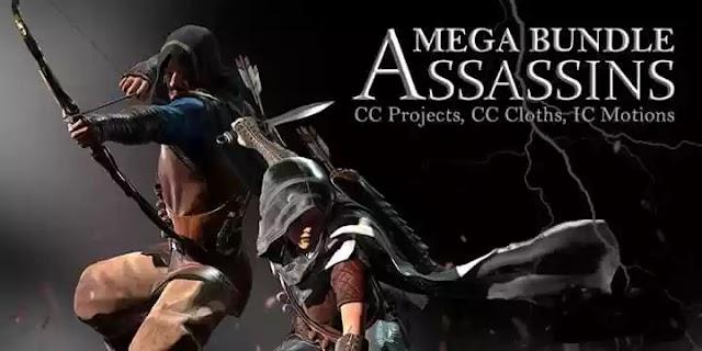 IcLoNe Mega Bundle Assassins